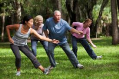 Older adults who do tai chi are MUCH less likely to suffer falls
